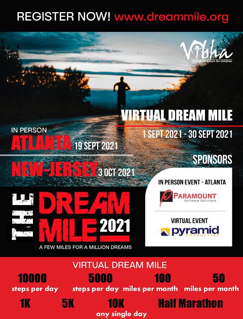 Dream Mile 2021